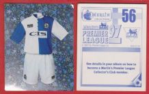Blackburn Rovers Shirt (F)